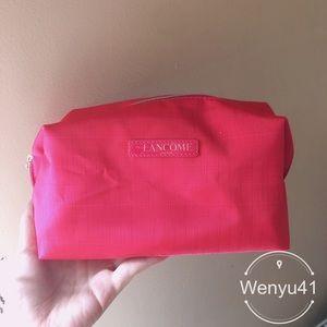 Lancôme makeup bag